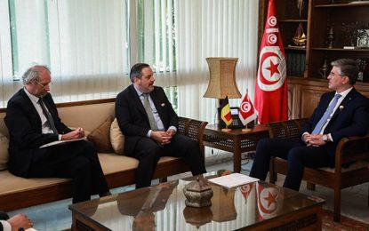 Le ministre du Tourisme invite la Belgique à réviser sa décision de garder ses frontières fermées avec la Tunisie