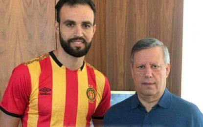 Officiel : Hamdi Nagguez signe à l'Espérance sportive de Tunis