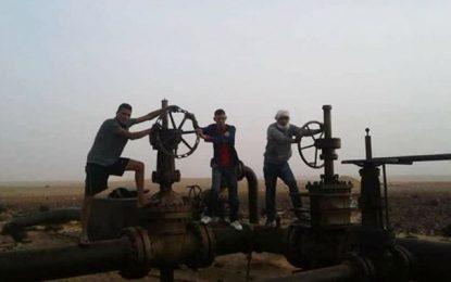 Mouvement El-Kamour : Les sit-inneurs menacent de fermer la pompe à pétrole ce jeudi