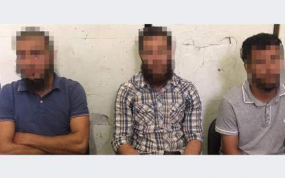 Tunis : Arrestation de 3 extrémistes religieux suspectés de lien avec des réseaux terroristes