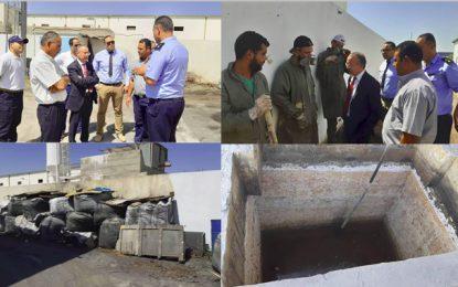 Environnement : Fermeture de l'usine de fabrication de batteries de Bouarada à Siliana