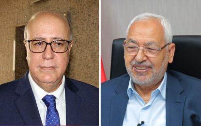 Ghannouchi le pyromane et Abassi le pompier