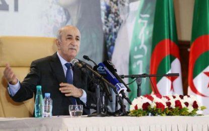 Algérie : Le président Tebboune en quête d'un nouveau modèle économique