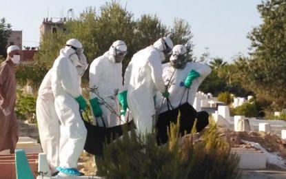 Jendouba : Neuf personnes succombent au coronavirus en 48h !