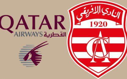 Tunisie : Le Club africain signe un accord se sponsoring avec Qatar Airways