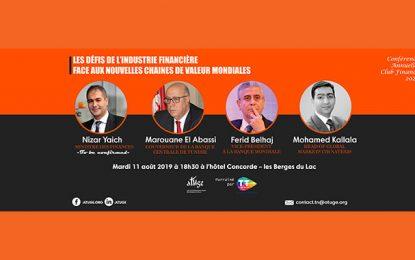 Conférence à Tunis : Les nouveaux défis de l'industrie financière