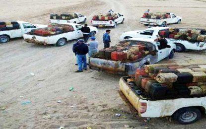 Tunisie : Les contrebandiers portent des armes contre l'Etat