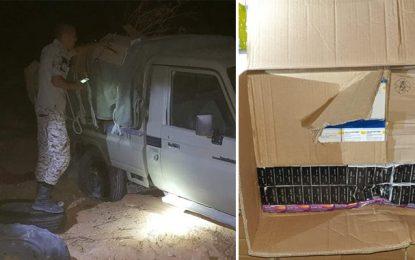 Contrebande : Saisie de 17.000 boîtes de médicaments à Tataouine (Photos)