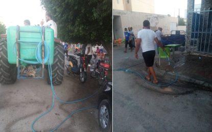 Sidi Bouzid : Dix nouvelles contaminations au coronavirus dans la délégation de Cebbala