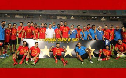 L'Espérance sportive de Tunis remporte son 30e Championnat de Tunisie (Vidéo)