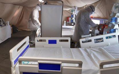 Coronavirus : 2.541 décès et  83.772 cas positifs depuis l'apparition de la pandémie en Tunisie