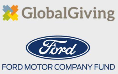 Ford verse plus d'un million de dollars pour la lutte contre la Covid-19 dans le monde