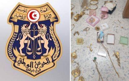 Médenine : Démantèlement d'une cellule takfiriste qui commettait des cambriolages pour financer le jihad
