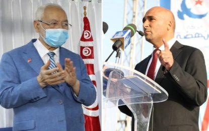 Assemblée : Ghannouchi charge Ahmed Mechergui de diriger son cabinet par intérim