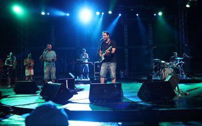 Le groupe Gultrah Sound System illumine la scène de Hammamet