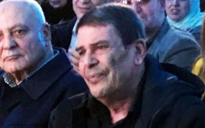 Hamadi Agrebi tire sa révérence : adieu l'artiste !