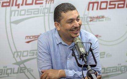 Iyed Dahmani devient chroniqueur à Mosaïque FM