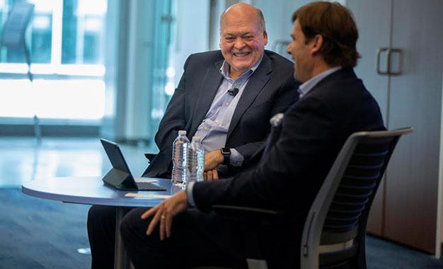 Ford motor : Nouveau directeur général à partir du mois d'octobre
