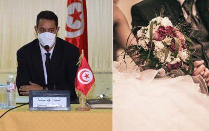 Coronavirus : Interdiction des cérémonies de mariage à Kasserine