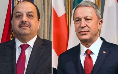 Visite conjointe en Libye des ministres turc et qatari de la Défense : pour quoi faire ?