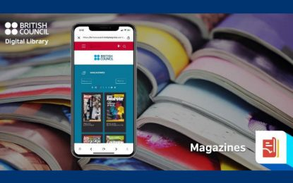 Le British Council lance la première application pour la bibliothèque numérique