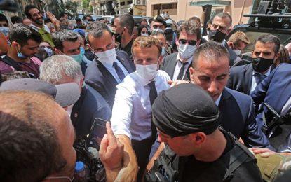 Macron à Beyrouth : Une visite dont les Libanais attendent beaucoup