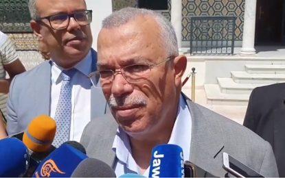 Formation du gouvernement: Bhiri laisse planer le doute quant à la position finale d'Ennahdha