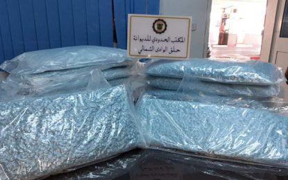 Port de la Goulette : Saisie de près de 200.000 pilules d'ecstasy