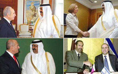 Les relations entre le Qatar et Israël remontent aux années… 1990