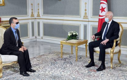 Kaïs Saïed confirme la candidature de Walid Zidi pour le ministère des Affaires culturelles (Vidéo)