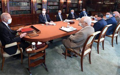 Gouvernement Mechichi: Saïed reçoit les représentants des partis politiques