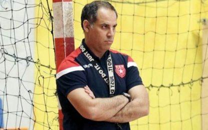 Sami Saïdi prend la tête de l'équipe de Tunisie de handball