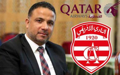 Makhlouf heureux que le Qatar mette un pied dans le Club africain