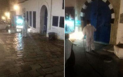 Coronavirus : La municipalité de Sidi Bou Saïd impose à nouveau les mesures sanitaires