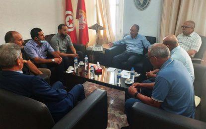 Coronavirus : Taboubi et l'UGTT au secours de Gabès et Kairouan
