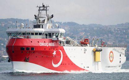 Méditerranée orientale: Erdogan bombe le torse, la France réagit