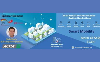 La smart mobility en Tunisie, thème d'un webinaire technique