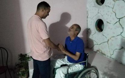 Kasserine : A 52 ans, Fadhel Hamzaoui décroche son bac à la 10e tentative