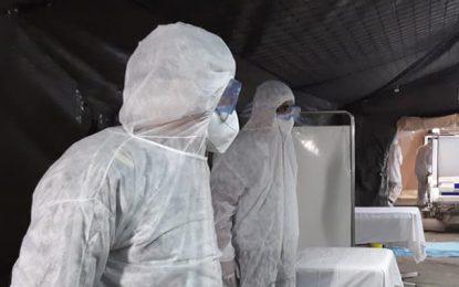 Coronavirus : 2.151 décès et 76.106 cas positifs, depuis l'apparition de la pandémie en Tunisie