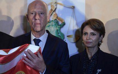 Ichraf Saïed continue de travailler après l'investiture de son mari Kaïs Saïed