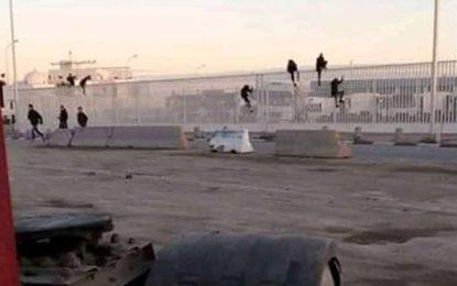 Une tentative de migration clandestine avortée au port de La Goulette