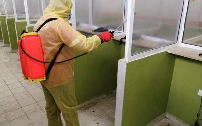 Trente détenus testés positifs au coronavirus à la prison de Kébili
