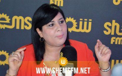 Abir Moussi met en garde contre la fraude demain lors du vote du décret-loi 116