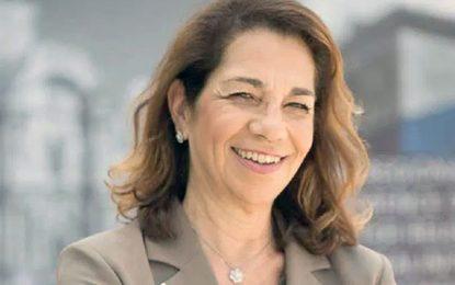 Nouvelle cible de l'alliance islamo-affairiste: Akissa Bahri, ministre de l'Agriculture