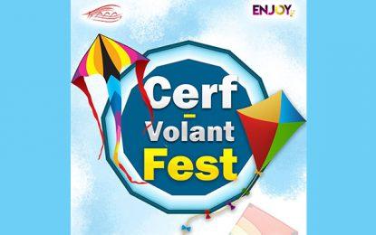 Port El Kantaoui abritera le 1er Cerf-volant Fest le 8 novmbre 2020