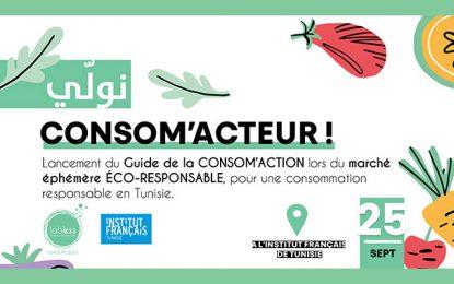 Pour une consommation responsable et durable en Tunisie