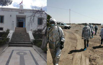 Kasserine : Fermeture d'un espace commercial à Thala à cause du coronavirus