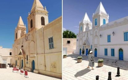 Djerba : Projet de restauration de l'église St Joseph de Houmt Souk (Photos)