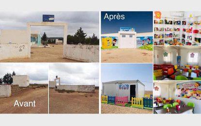 Projet Ecole de l'espoir à Thala : pour que vive l'école publique