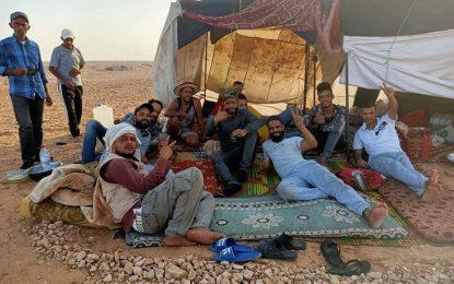 Les hors-la-loi d'El-Kamour menacent : «Prenez-garde de la colère de Tataouine !»